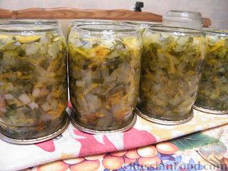 Фото приготовления рецепта: Заправка для солянок и рассольников - шаг №6