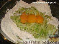 Фото приготовления рецепта: Рулет из кабачков - шаг №4