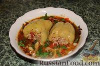Фото к рецепту: Дулма-шурпа