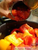 Фото приготовления рецепта: Итальянское лечо / Peperonata - шаг №4