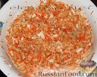 Фото приготовления рецепта: Квашеная капуста - шаг №4