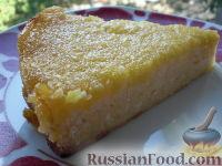 Фото к рецепту: Апельсиново-творожная запеканка
