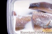 Фото приготовления рецепта: Форшмак - шаг №1