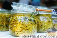 Фото к рецепту: Маринованные баклажаны по-сицилийски (сырые)