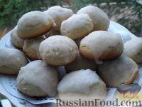 Фото к рецепту: Медовое печенье на сметане