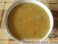 Фото к рецепту: Суп гороховый постный