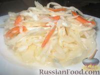 Фото к рецепту: Квашеная капуста