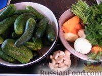 Фото приготовления рецепта: Заправка для солянок и рассольников - шаг №1