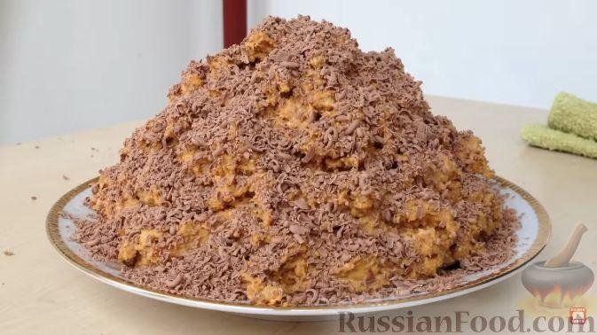 Рецепт торта муравейник в мультиварке рецепт с фото