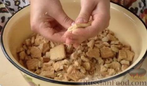 Ольга матвей торт муравейник видео