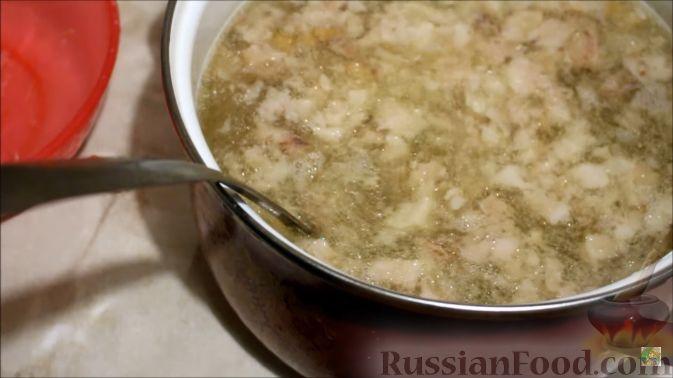 Фото приготовления рецепта: Кисель из кураги - шаг №5