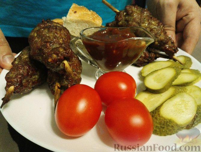 рецепт приготовления соуса для люля кебаб