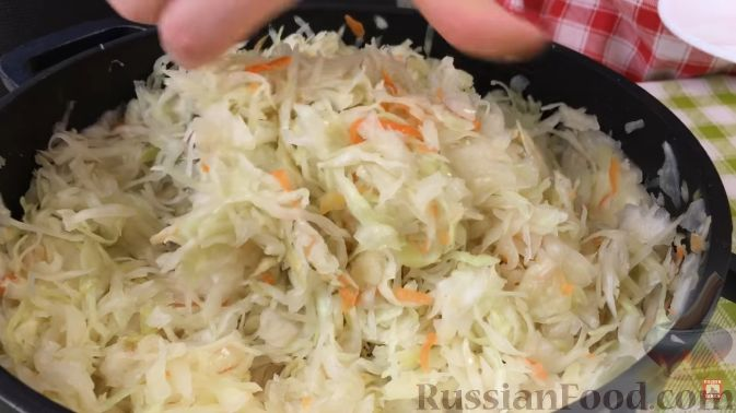 Рецепт квашенной капусты в собственном соку