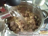 Фото приготовления рецепта: Харчо из свинины - шаг №7