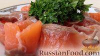 Фото приготовления рецепта: Как засолить красную рыбу - шаг №5