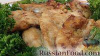 Фото к рецепту: Куриная грудка в медово-горчичном маринаде