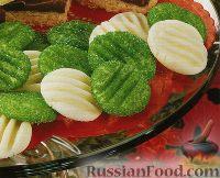 Фото к рецепту: Конфеты из сливочного сыра