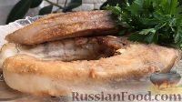 Фото к рецепту: Жареный толстолобик