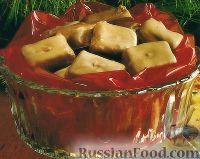 Фото к рецепту: Конфеты шоколадно-арахисовые
