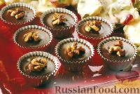Фото к рецепту: Шоколадные трюфели в микроволновке