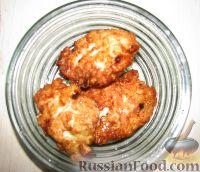 Фото к рецепту: Куриные рубленые котлеты