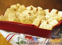 Фото к рецепту: Печенье песочное с коричневым сахаром