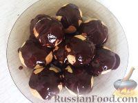 Фото к рецепту: Шоколадная глазурь из какао