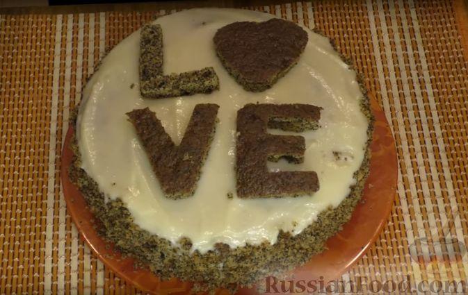 Пошаговые фото рецепты торта