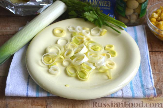 Фото приготовления рецепта: Конфеты с белым шоколадом, маком и лимонным курдом - шаг №9