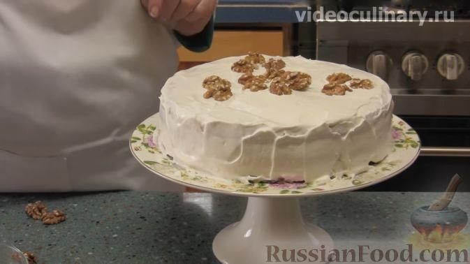 Торт сметанныйрецепт с фото