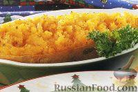 Фото к рецепту: Сладкий картофель (батат) на гриле