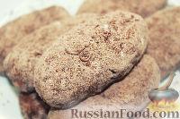 """Фото к рецепту: Пирожное """"Картошка"""""""