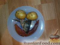Фото к рецепту: Закуска а-ля СССР
