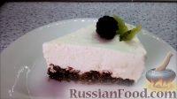 """Фото к рецепту: Полезный торт """"Воздушный"""" (без выпечки)"""