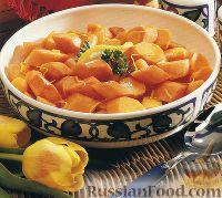 Фото к рецепту: Морковь глазированная