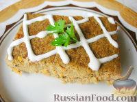 Фото к рецепту: Печеночное суфле