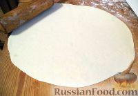 Фото к рецепту: Слоеное тесто простое
