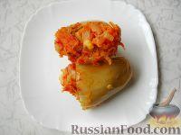 Фото к рецепту: Постный фаршированный перец
