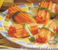 Фото к рецепту: Морковь в апельсиновом соке