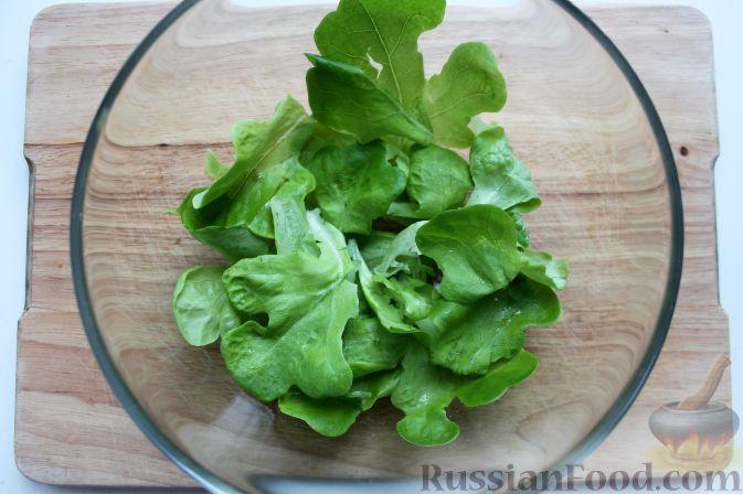 салат с кукурузой чесноком и сухариками рецепт