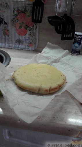 Тесто на торт тирамису