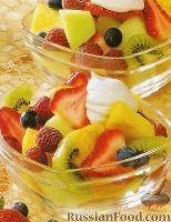 Фото к рецепту: Топпинг с кленовым сиропом (для фруктов)