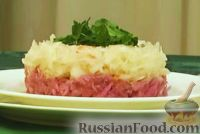 Фото к рецепту: Квашеная капуста (белая и розовая)