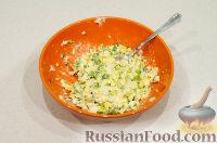 Фото приготовления рецепта: Блины: как готовить, варианты сворачивания и начинки - шаг №11
