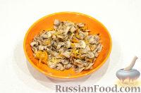 Фото приготовления рецепта: Блины: как готовить, варианты сворачивания и начинки - шаг №9