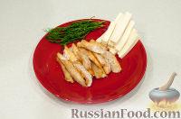 Фото приготовления рецепта: Блины: как готовить, варианты сворачивания и начинки - шаг №13