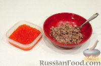 Фото приготовления рецепта: Блины: как готовить, варианты сворачивания и начинки - шаг №16