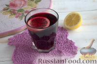 Фото к рецепту: Глинтвейн с коньяком и кофе