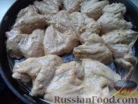 Фото приготовления рецепта: Крылышки к пиву - шаг №10