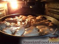 Фото приготовления рецепта: Крылышки к пиву - шаг №11